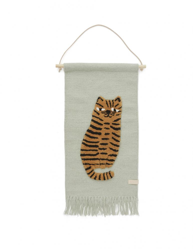 Tiger Wallhanger