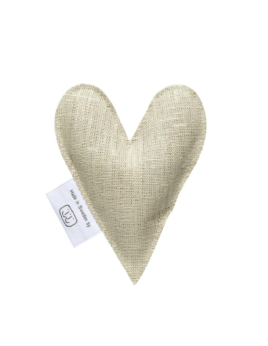 Lavender heart Olive Green