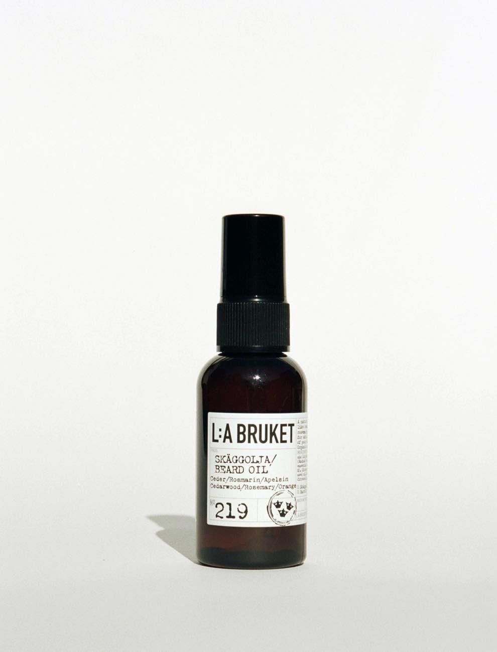 Beard Oil Cedarwood/Rosemary/Orange