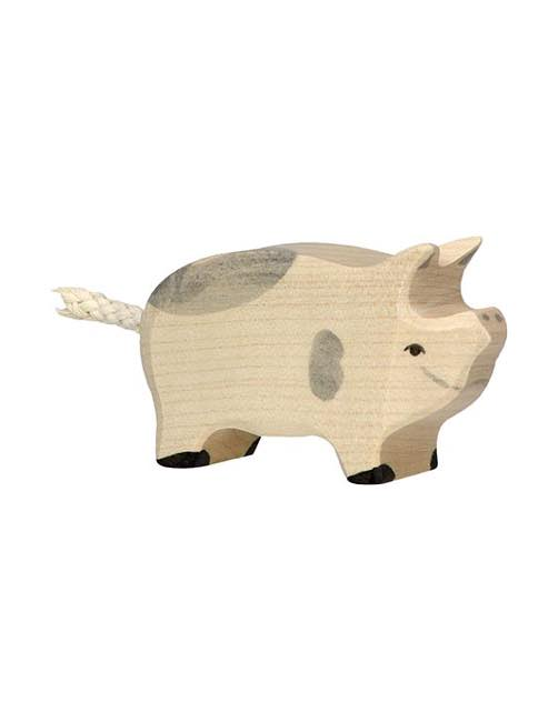 Kulting Träfigur Holztiger