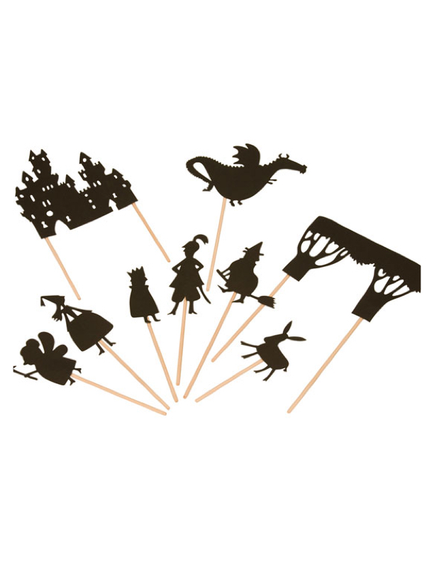 Shadow puppets Fairytale