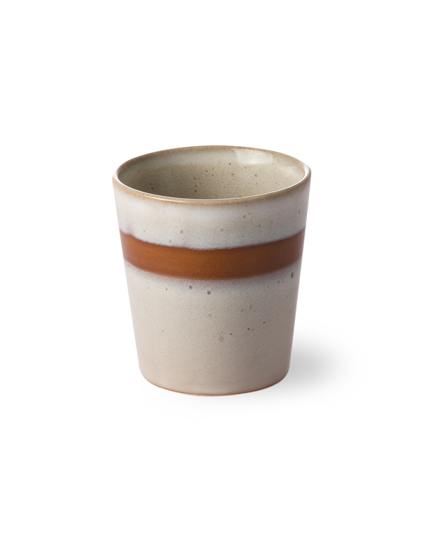 70's Mug Snow