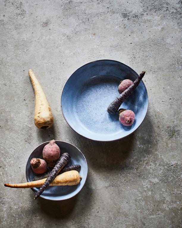 Bold n Basic Rustic Grey Bowl Large