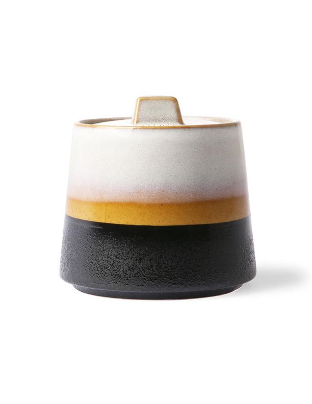 70's Sugar Pot