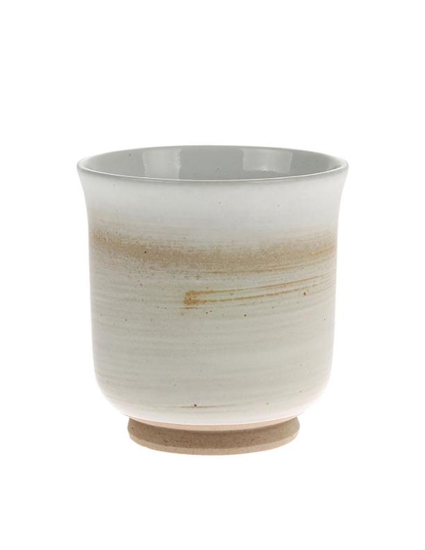 Kyoto White & Crème Mug