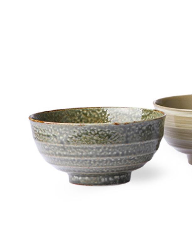 Japanese Olive Noodle Bowl