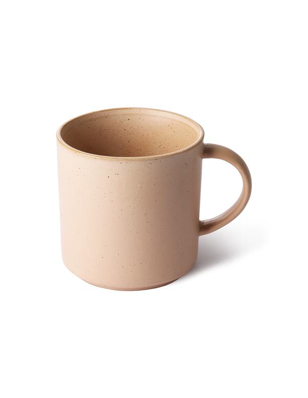 Bold & Basic Nude Tea Mugg