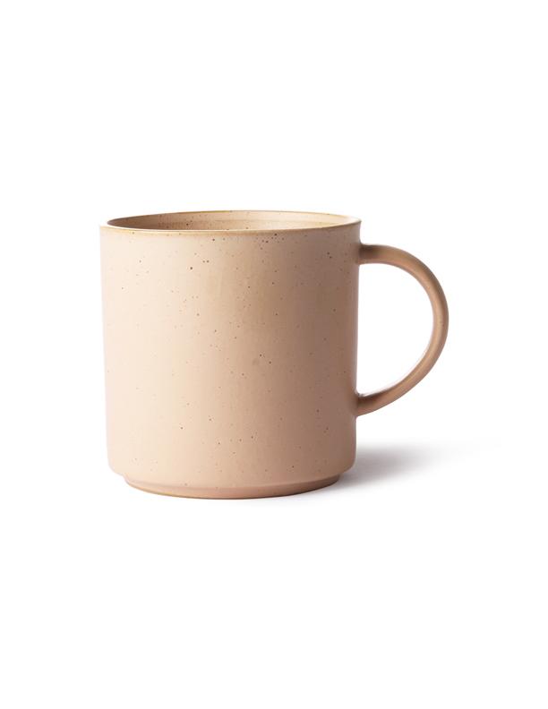 Bold & Basic Nude Tea Mug