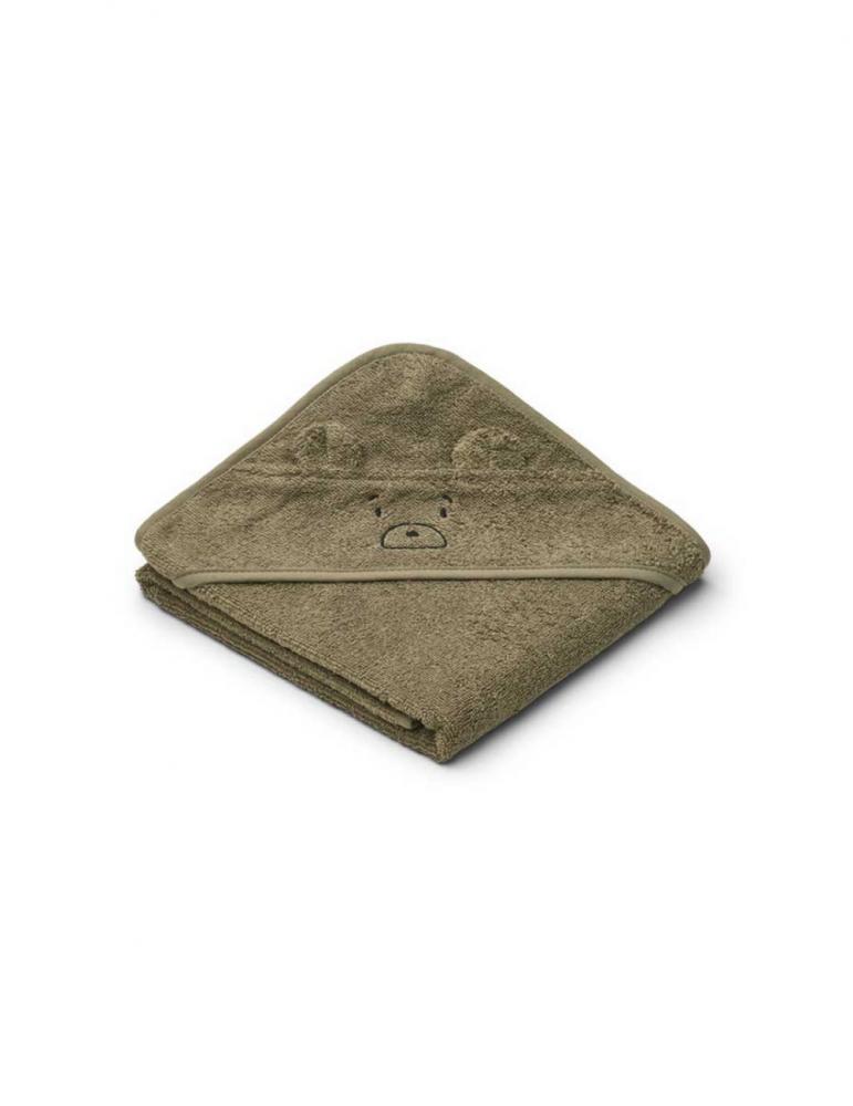 Albert Hooded Baby Towel Mr Bear