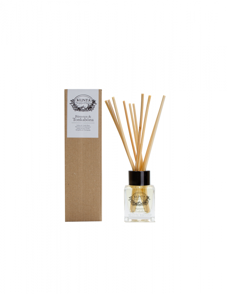 Fragrance Sticks Amber & Tonkabean