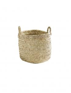 Large Weaved basket with handles