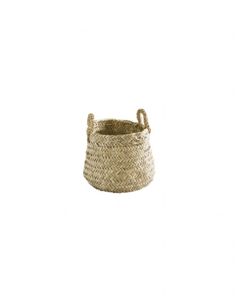 Small Weaved basket with handles