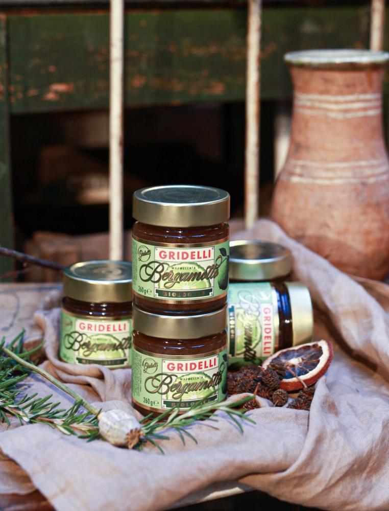 Bergamott Marmalade 260gr