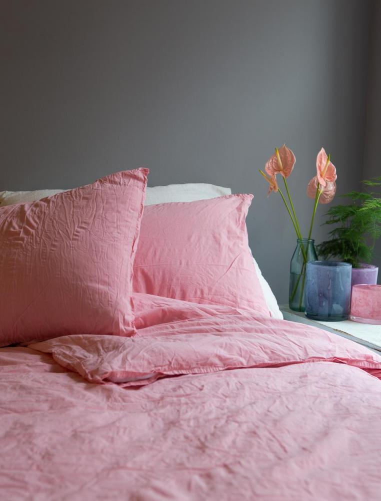 Duvet Cover Set Blush Pink