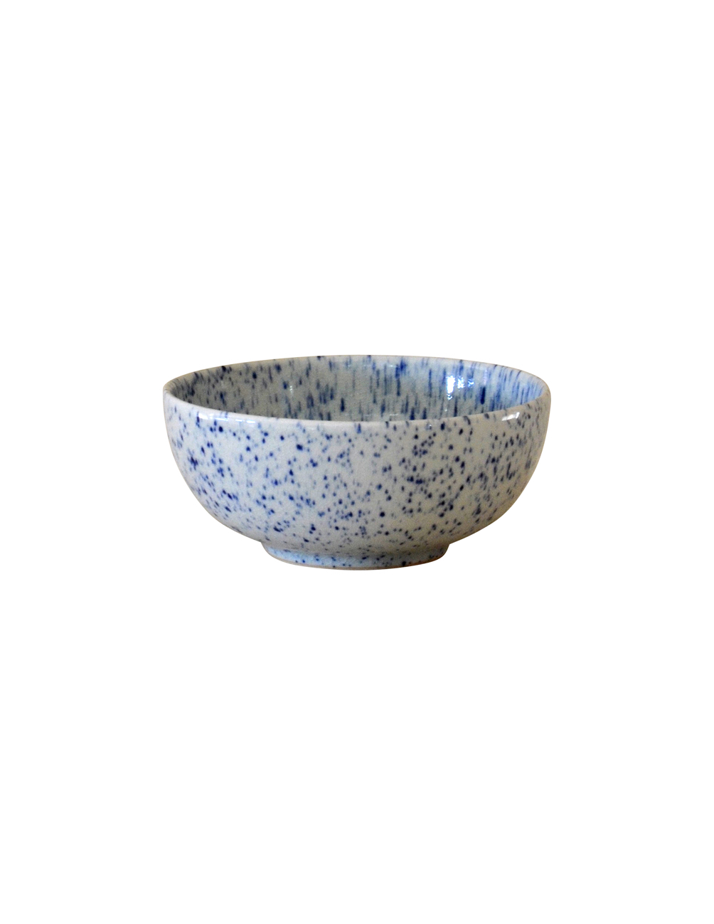 Pure Stain Blue Skål 15cm