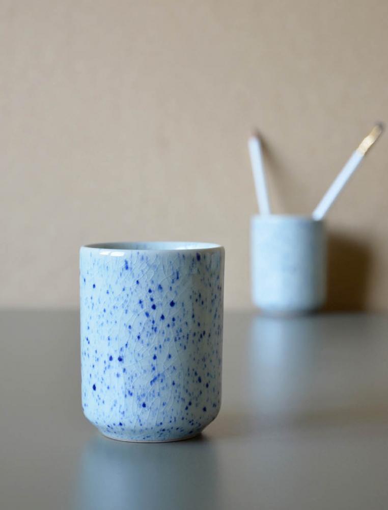 Pure Stain Blue Mug