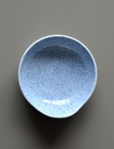 Pure Stain Blue Winged Bowl Large