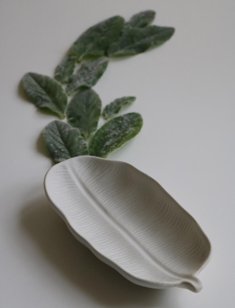 Bananleaf Plate Small
