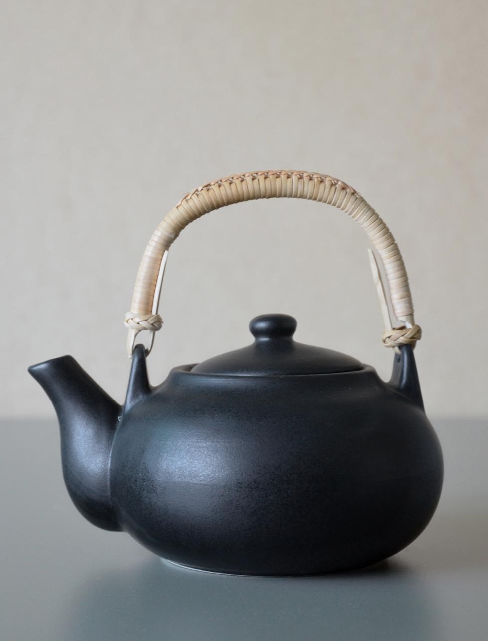 Pure Black Tea Pot