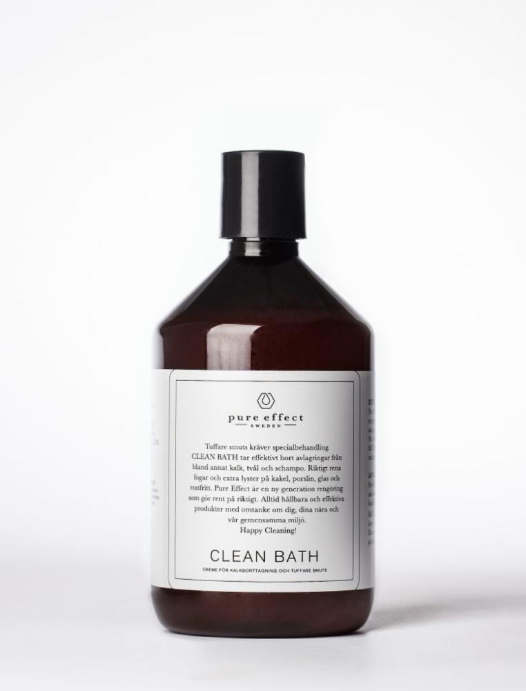 Clean Badrum