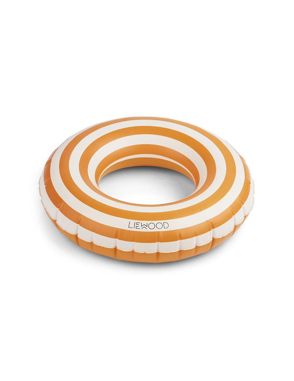 Baloo Mustard/Creme Swim Ring
