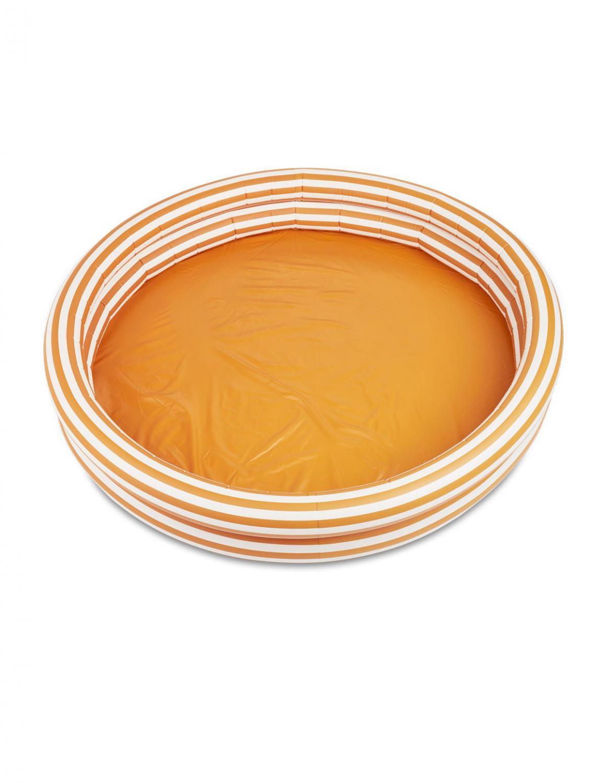 Savannah Mustard/Creme Pool