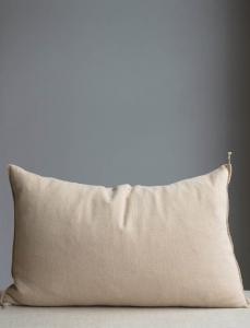 Bliss Cushion Natural 40x70cm