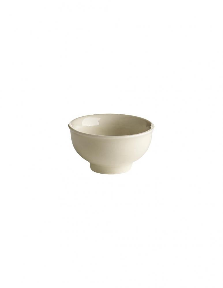 Glazed Porcelain Bowl White 7cm