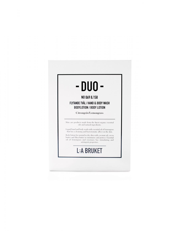 Duokit Soap/Bodylotion Lemongrass
