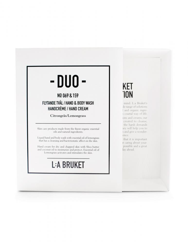 Duokit Tvål/Handcrème Citrongräs