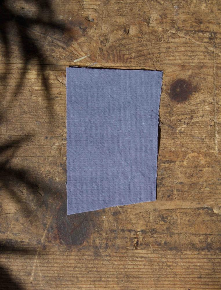 Fabric Swatches Dusty Blue