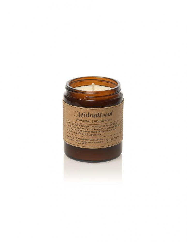 Midnight sun Scented Candle