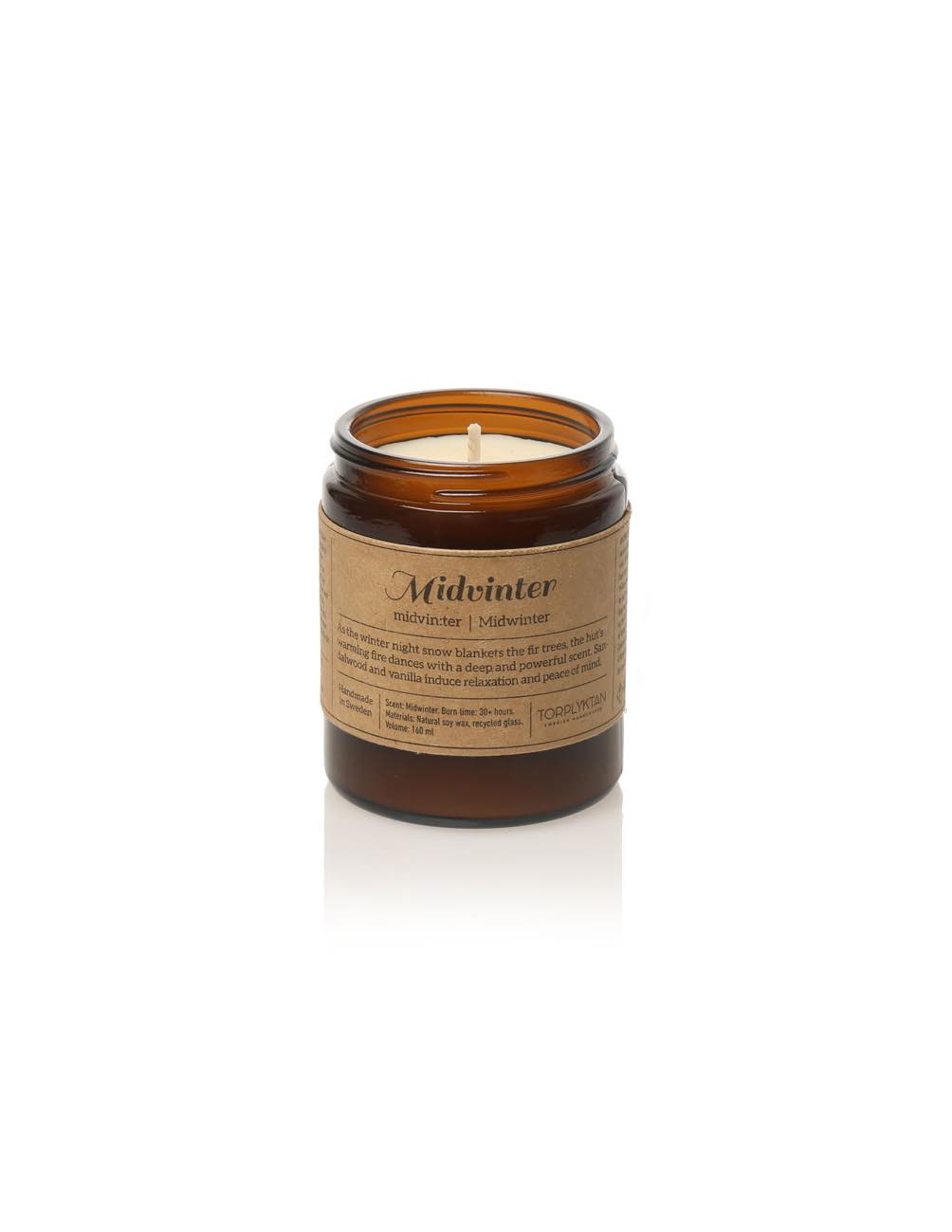 Midwinter Scented candles