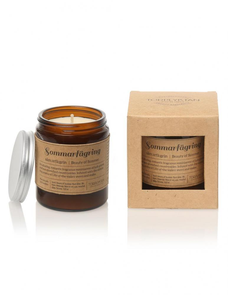 Beauty Of Summer Scented Candles