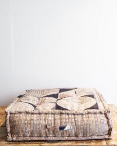 Floor Pillow Pattern Organic Cotton