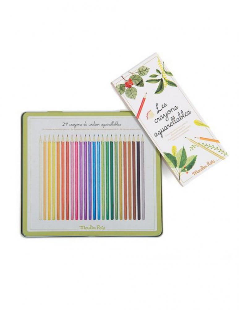 Crayons Le Jadrin