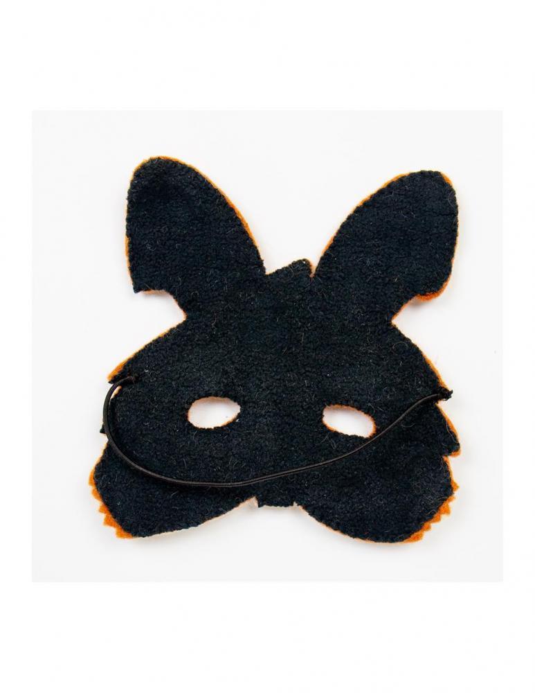Filt Räv Mask