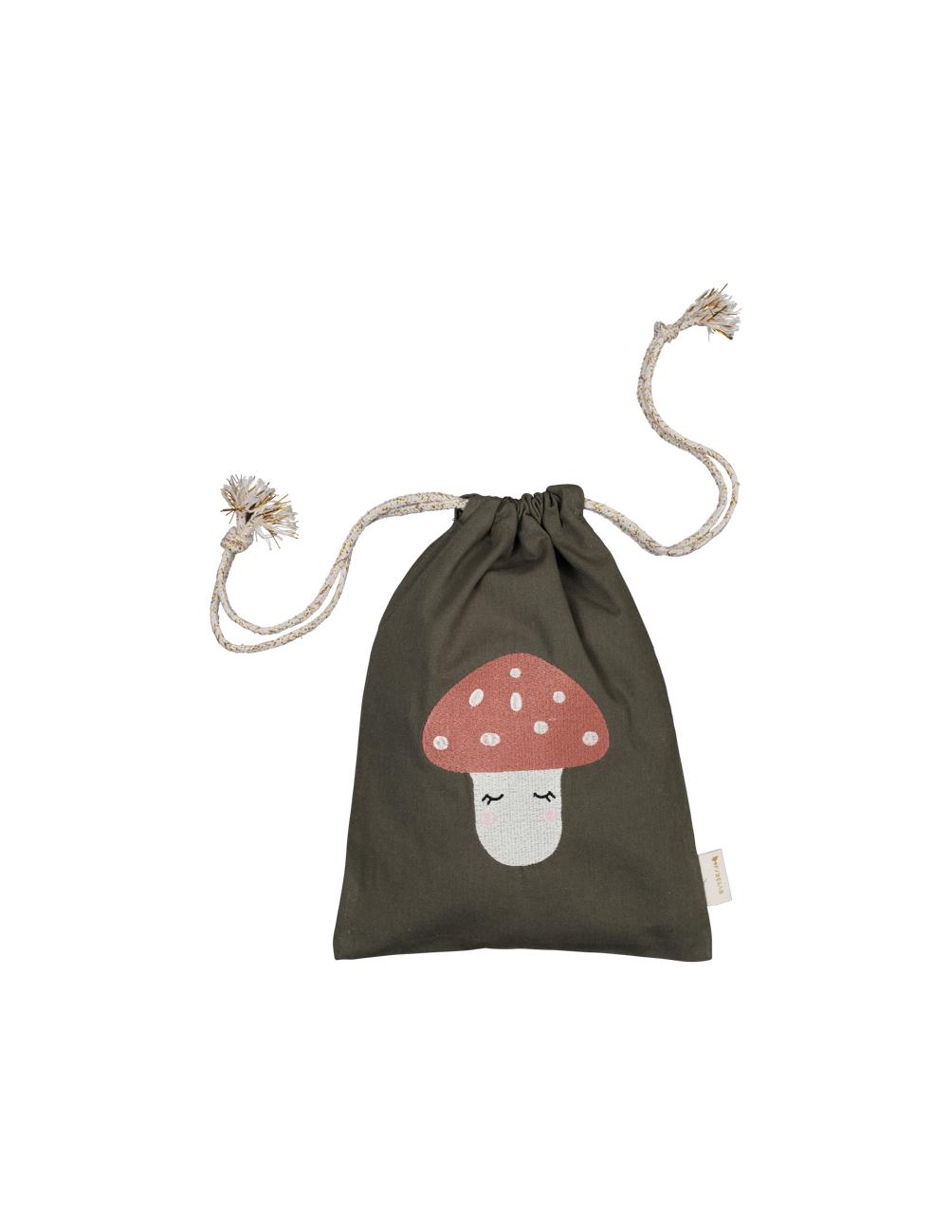 Mushroom Gift Bag