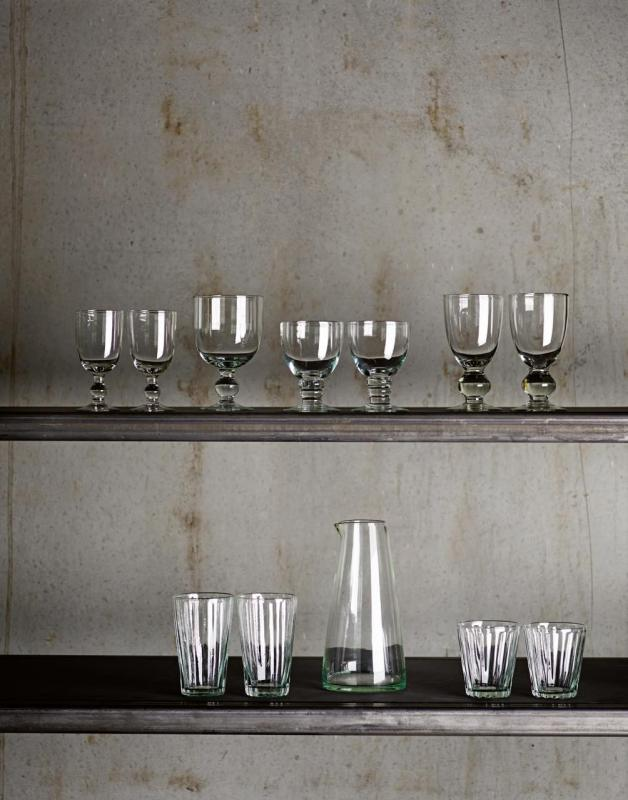 Water Carafe in glass