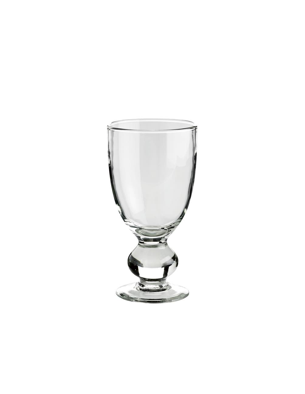 Glass for wine