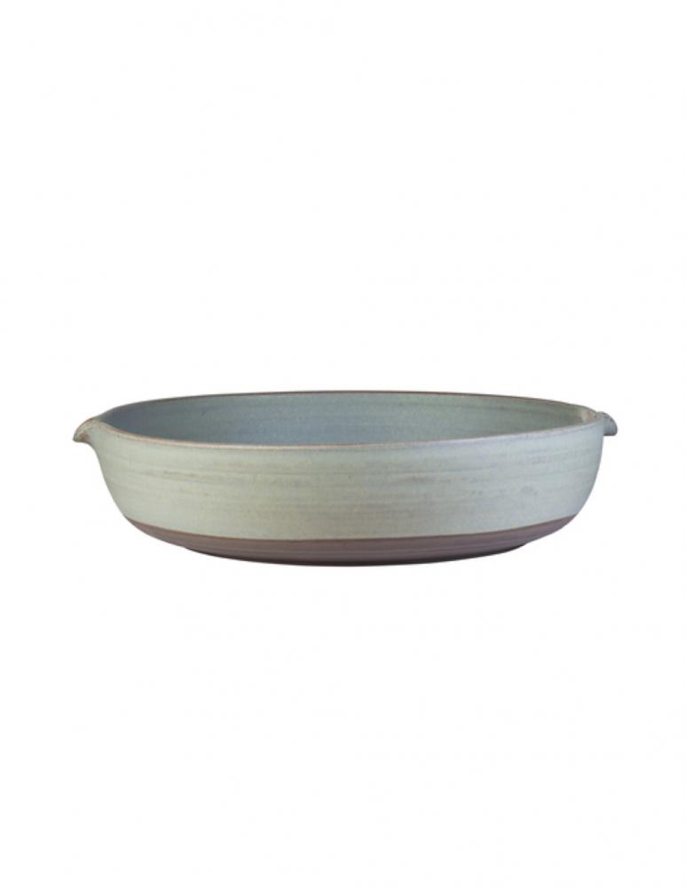 Large Grey Dish C/O Lantliv