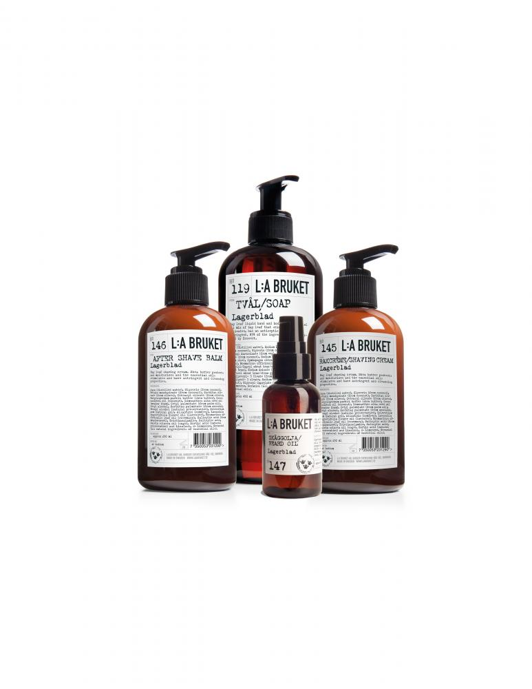 Beard Wash Laurel Leaf