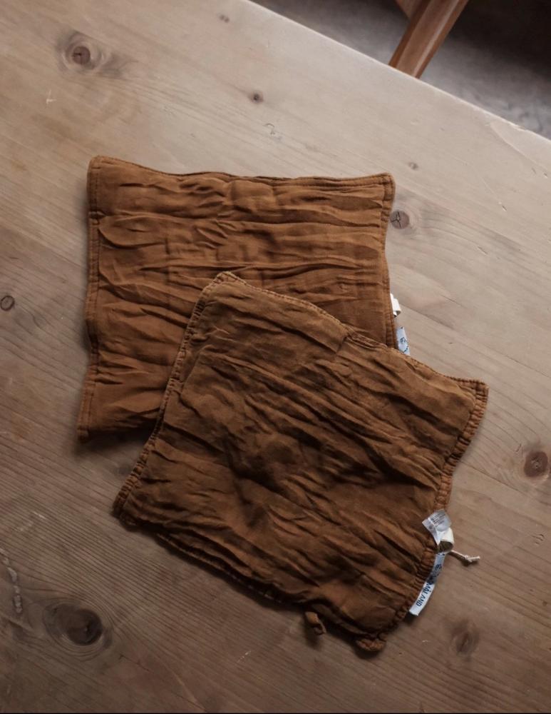 Linen Potholders Kummin