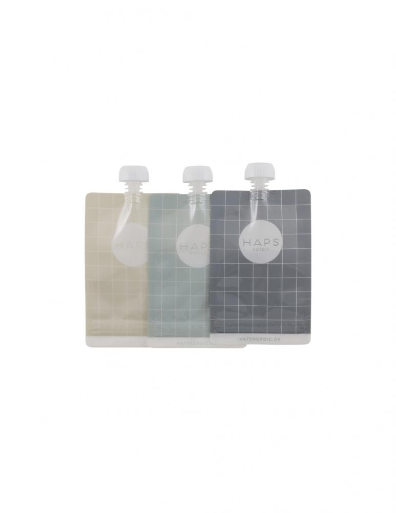 Smoothie Bags 3-pack Cold