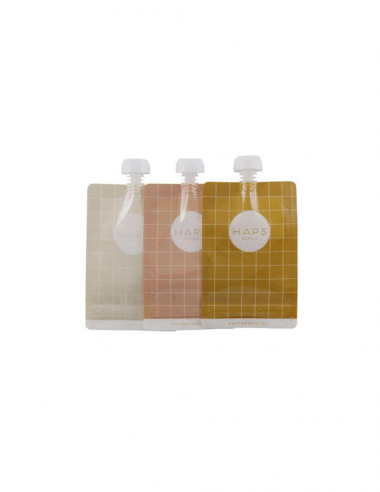 Smoothie Bags 3-pack Warm