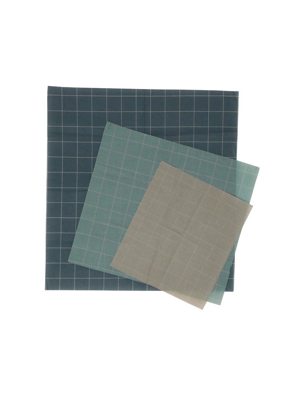 Cotton Wrap Beeswax Cold Check - 3 pack