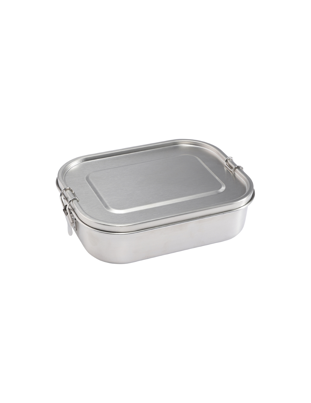 Lunch Box Large Steel