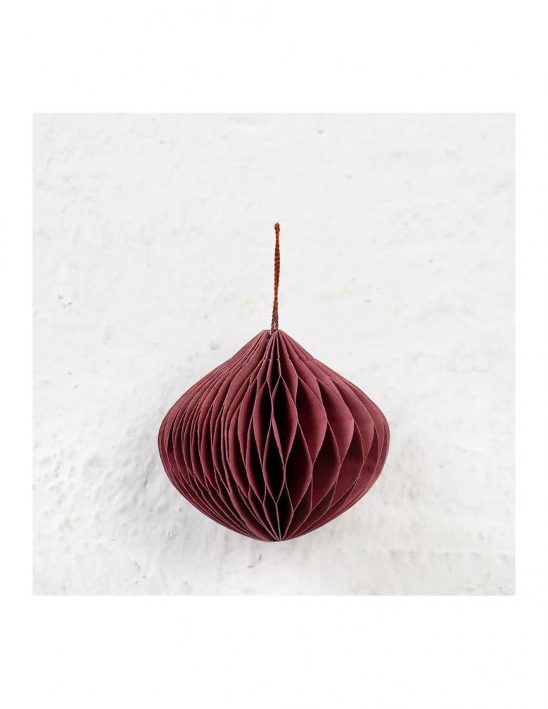 Honeycomb Drop Julhänge