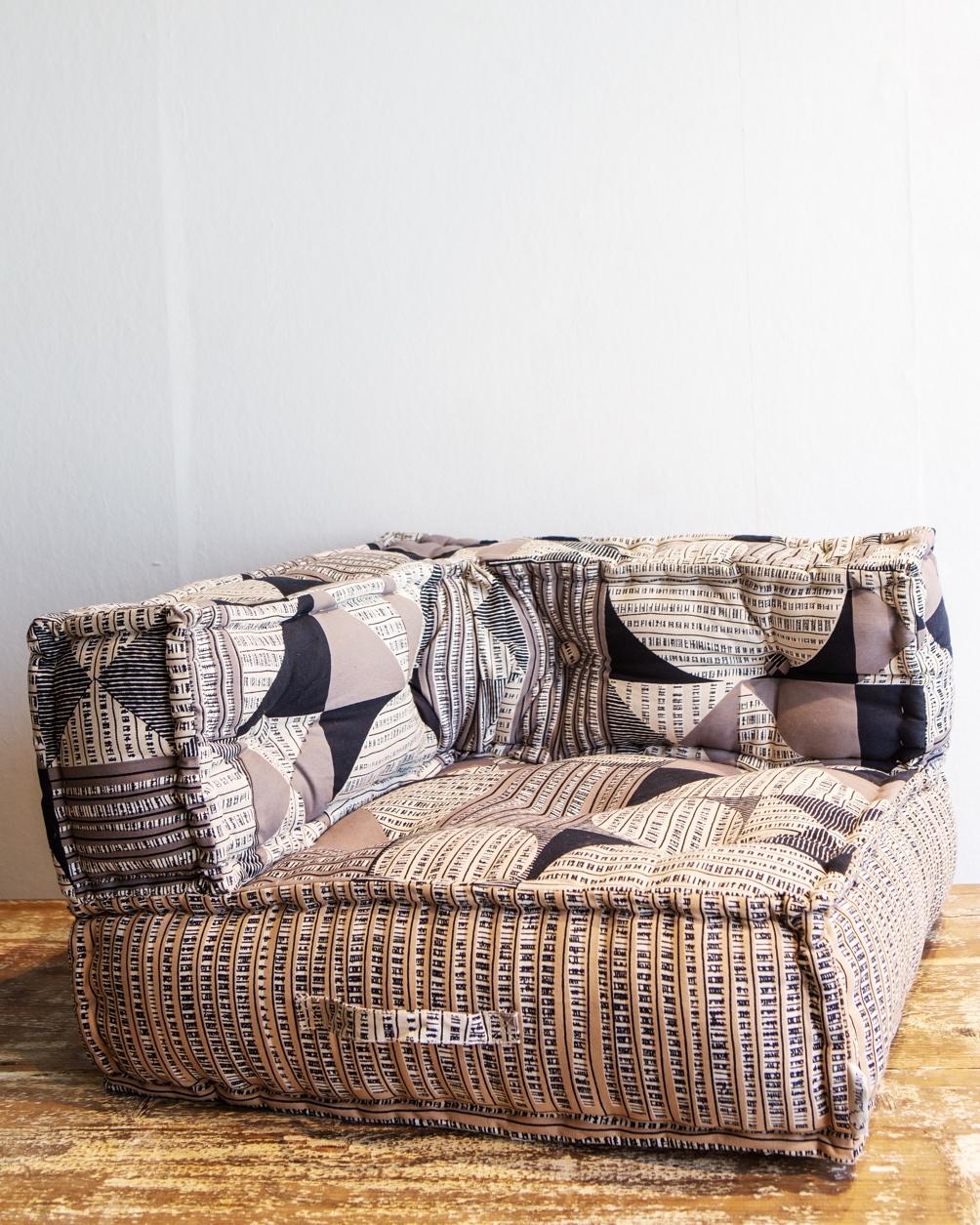 Corner Floor Pattern Organic Cotton