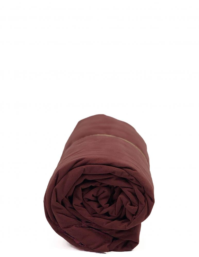 Sheets Crinkle Burgundy